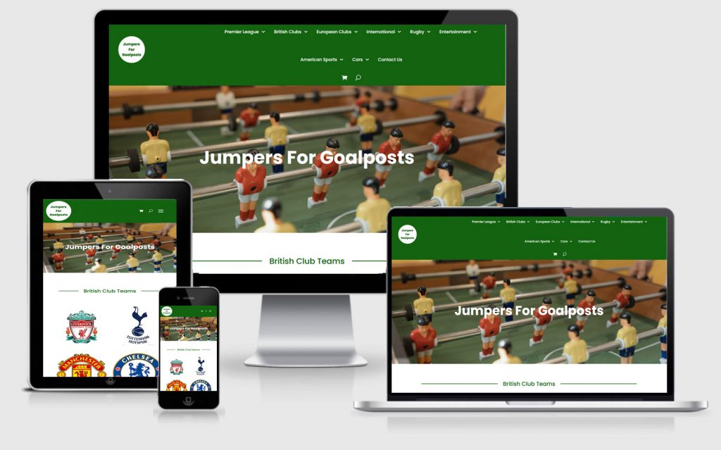 Jumpers For Goalposts on PC